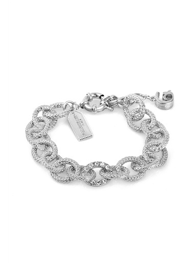 Alberto Guardiani Alberto Guardiani Ag10372Blk Jewelery Bileklik Gümüş